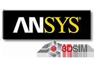 Ansys 3DSIM logo